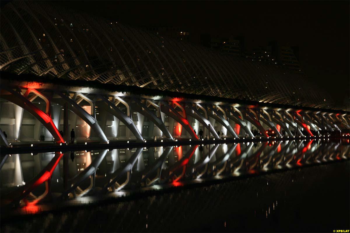 The Tunnel McLaren F1 launch Valencia